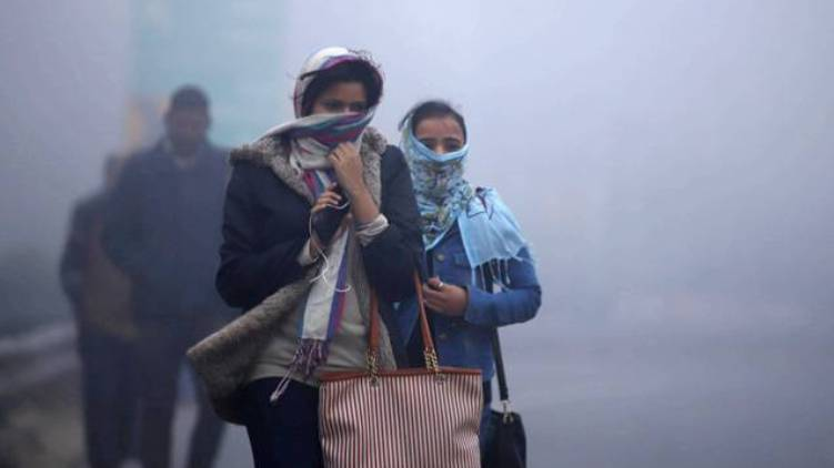 Delhi Sees Coldest November Morning In 17 Years