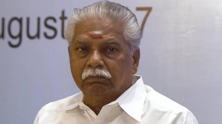 Tamil Nadu Agriculture Minister Doraikkannu passes away