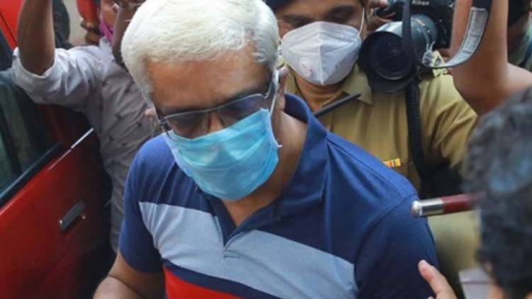 M Sivasankar will be questioned today