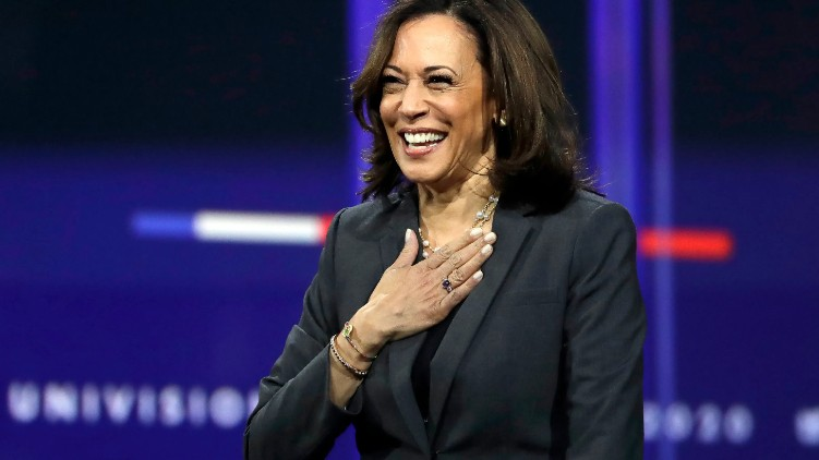Kamala Harris Make Histor