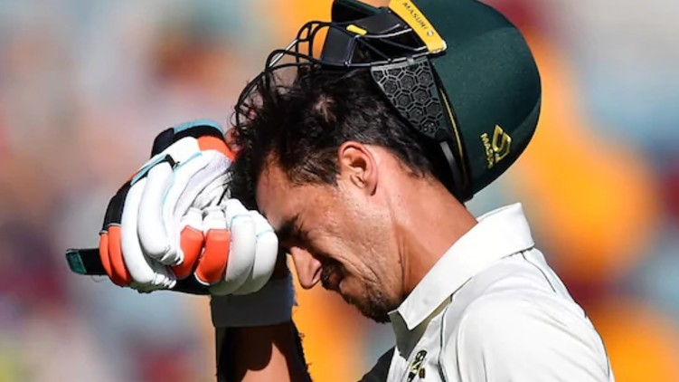 Mitchell Starc Angry Declares