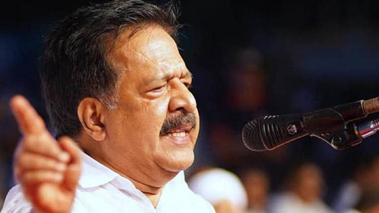 Ramesh Chennithala against the order suspending the audit of local bodies