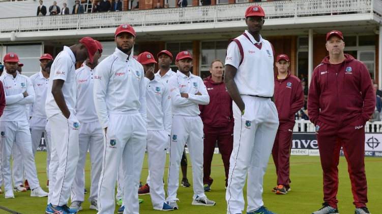 West Indies breaching isolation
