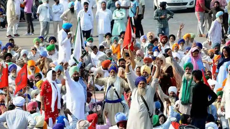 Protest against agricultural law; Farmers will meet today