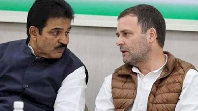 Rahul Gandhi visited KC Venugopal's house in Kannur