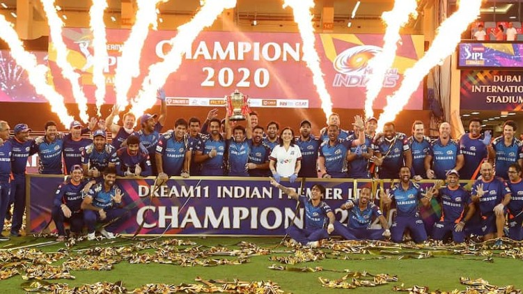 IPL 2020 record viewership