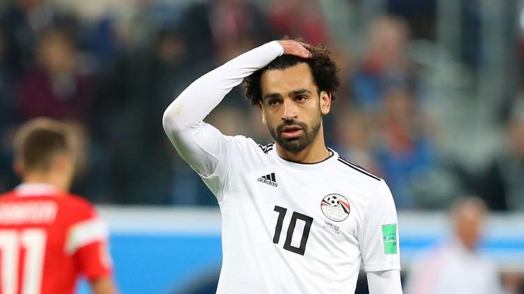Liverpool Mohamed Salah coronavirus