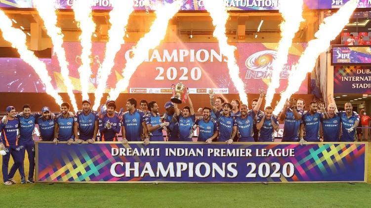 BCCI Emirates Cricket IPL