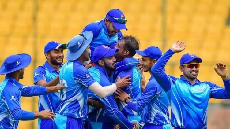 Syed Mushtaq Ali tournament