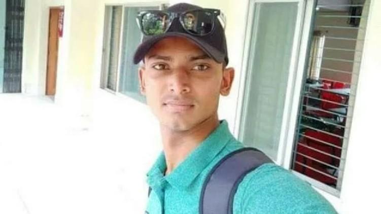 cricketer Mohammad Sozib suicide