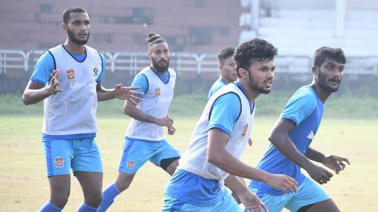 I League: Gokulam Kerala FC started training