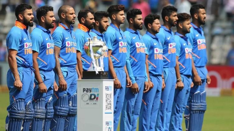 Team India cricket 2021