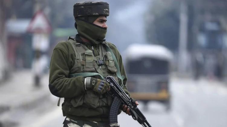 Grenade Attack Jammu Kashmir