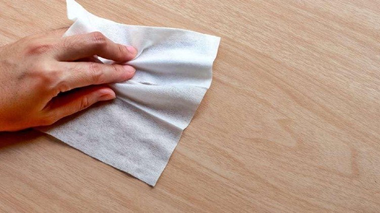 Man killed tissue papers