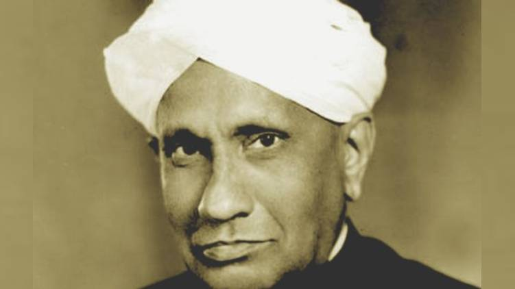 50th death anniversary of of CV Raman