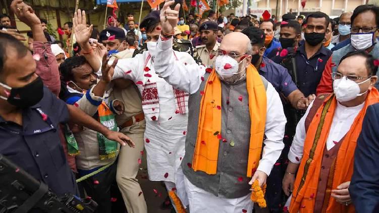 BJP has clarified its political stanc Tamil Nadu