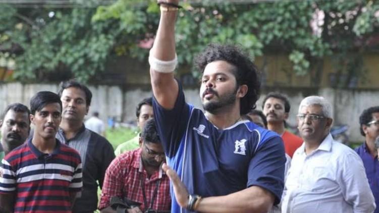 Sreesanth Presidents Cup Kerala