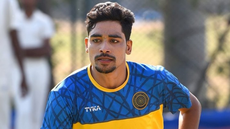 BCCI Mohammed Siraj father