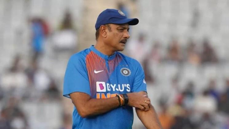Rohit Ishant Ravi Shastri