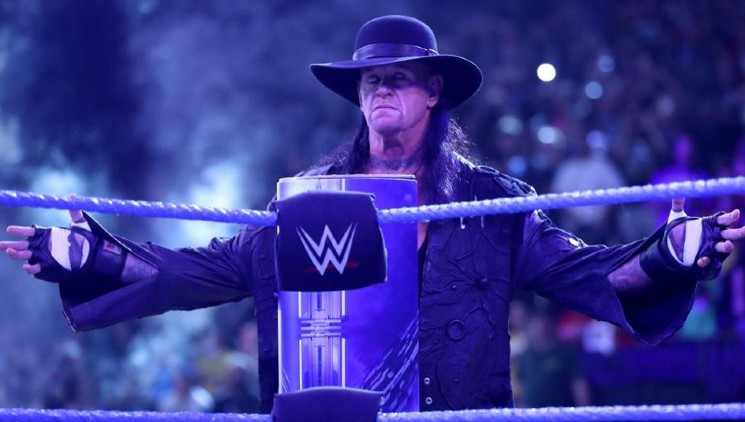 The Undertaker Epic Farewell