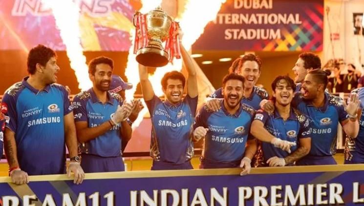 Mumbai Indians UAE IPL