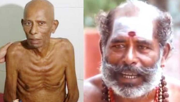 Actor Thavasi dies cancer