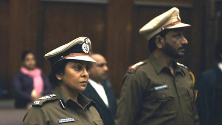 Netflix Delhi Crime Emmy