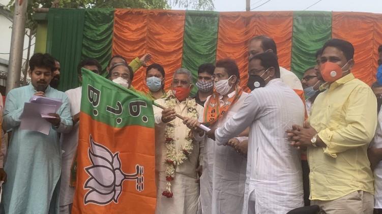 CPM cadres to BJP