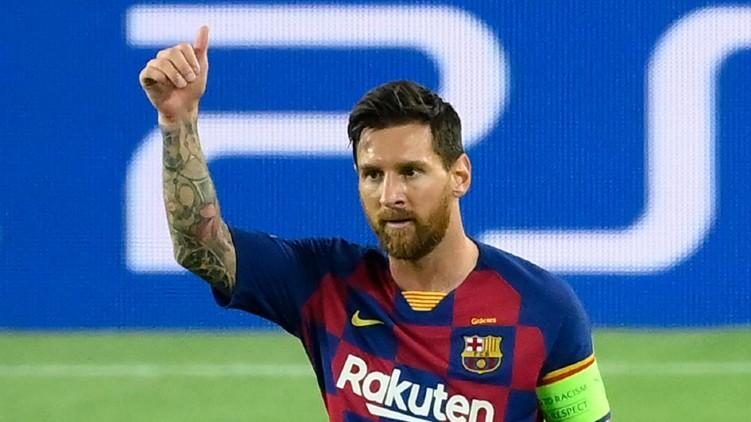 Manchester City Lionel Messi