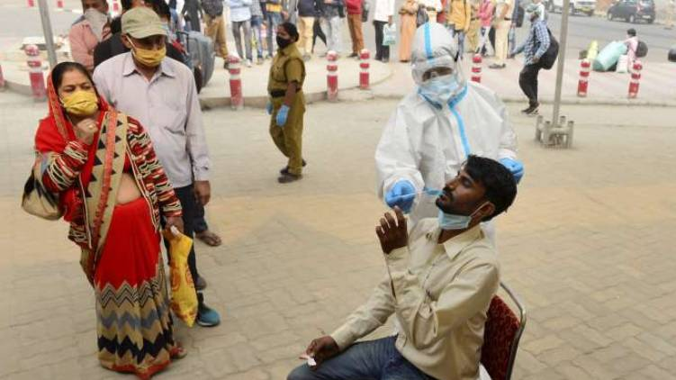 covid; third Phase outbreak in Delhi