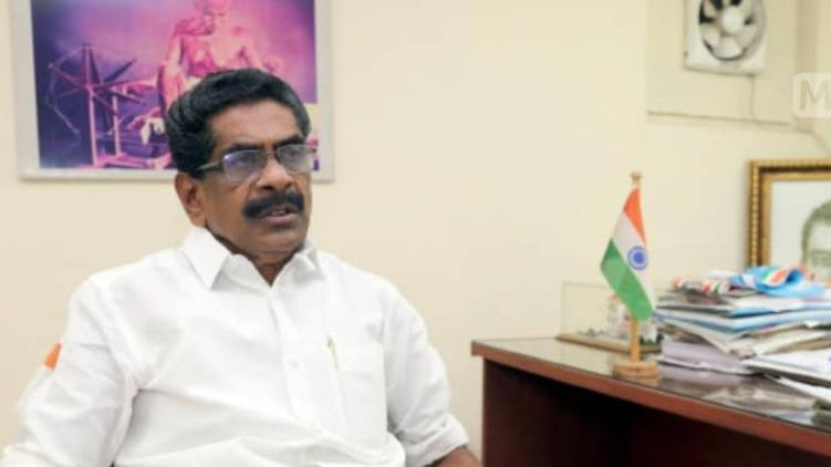Mullappally Ramachandran criticizes the state government