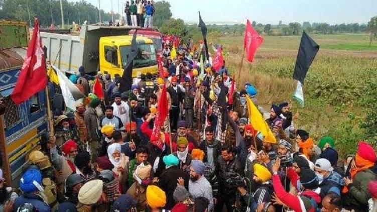 Farmers' strike; farmers' organizations meeting today