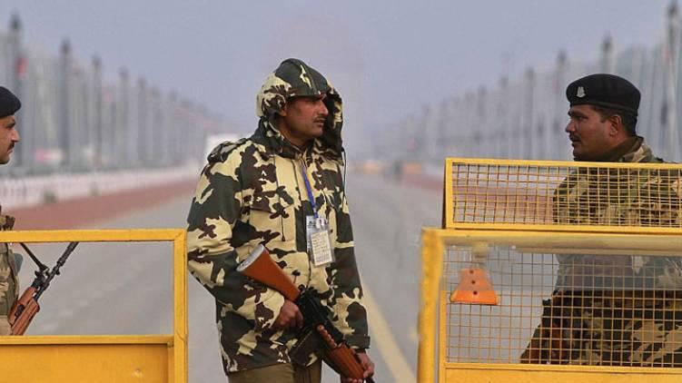 Terrorist threat; Major cities high alert