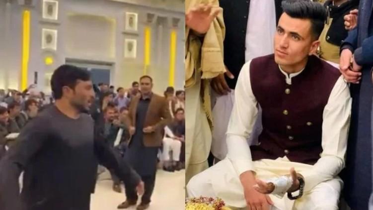 Afghanistan Mujeeb Rahman wedding