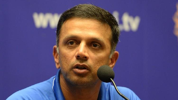 Rahul Dravid cricket Olympics