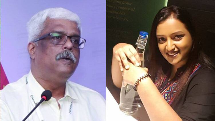 Shivshankar Swapna and Sarith were produced in court