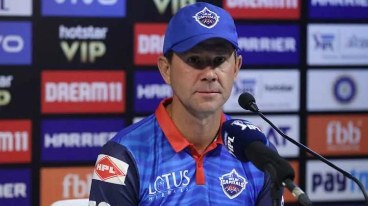 Delhi Capitals Ricky Ponting