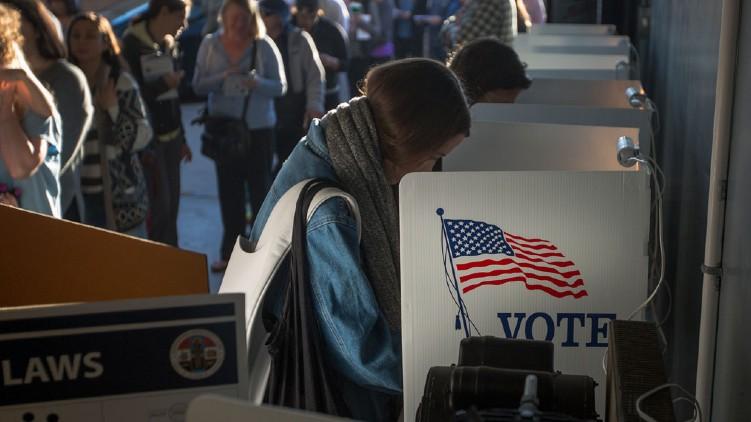 US Georgia Recount Vote