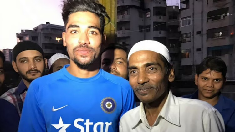 Mohammad Siraj father passes