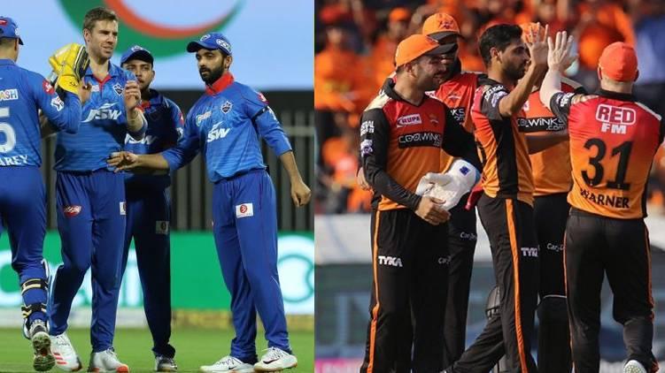 IPL; Sunrisers Hyderabad vs Delhi Capitals match today
