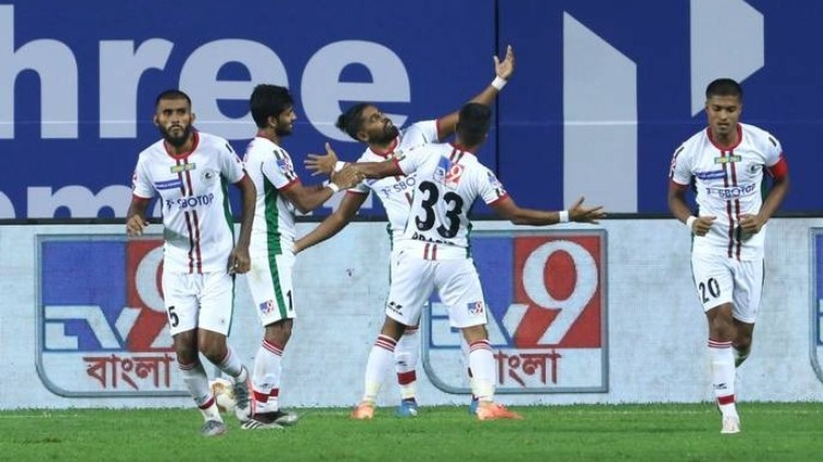 atk won east bengal