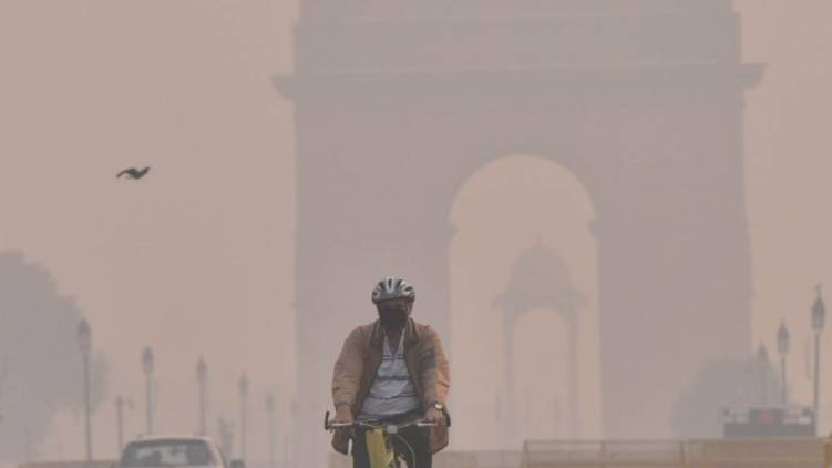Air pollution intensifies in North Indian cities after Diwali celebrations