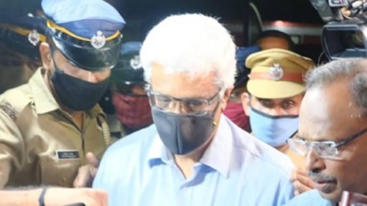 CBI recorded the statement of Shivshankar's chartered accountant