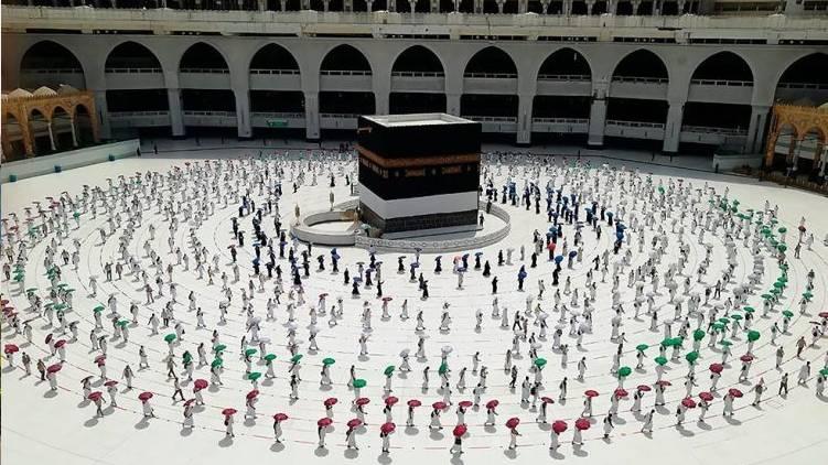 Hajj pilgrimage2021; Registration has started
