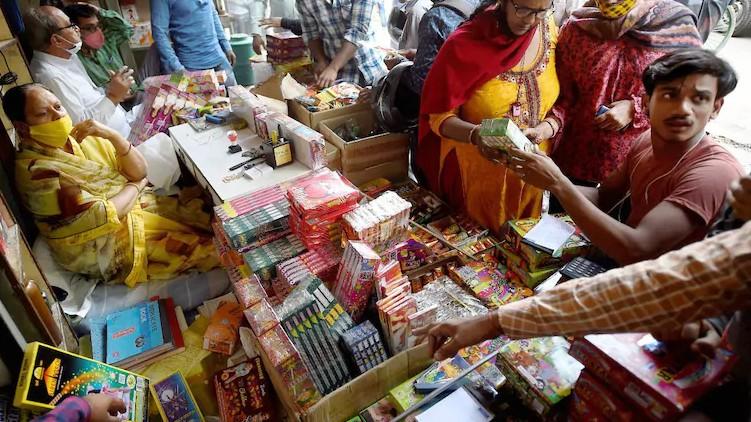 Haryana allows firecrackers diwali