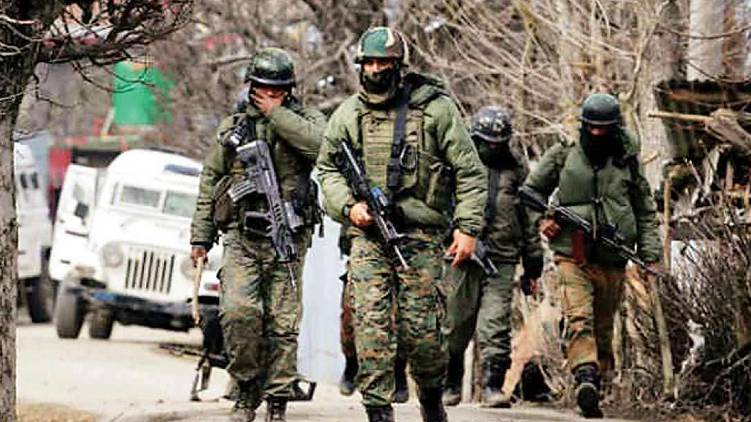 Joint forces intensify search for terrorists in Kupwara area