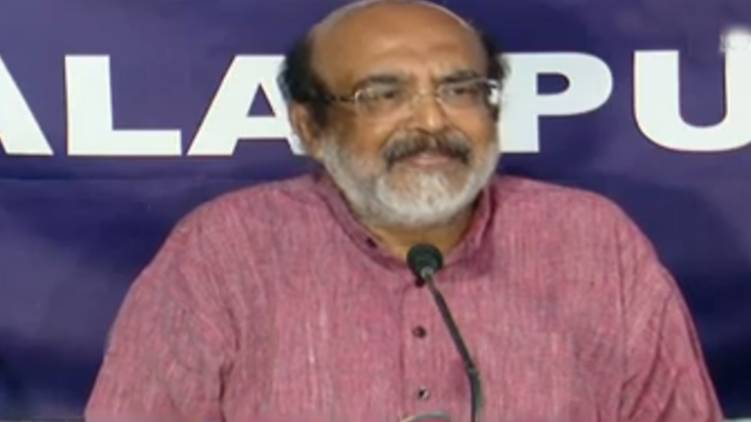 RSS leader behind move against Kiifb; Thomas Isaac