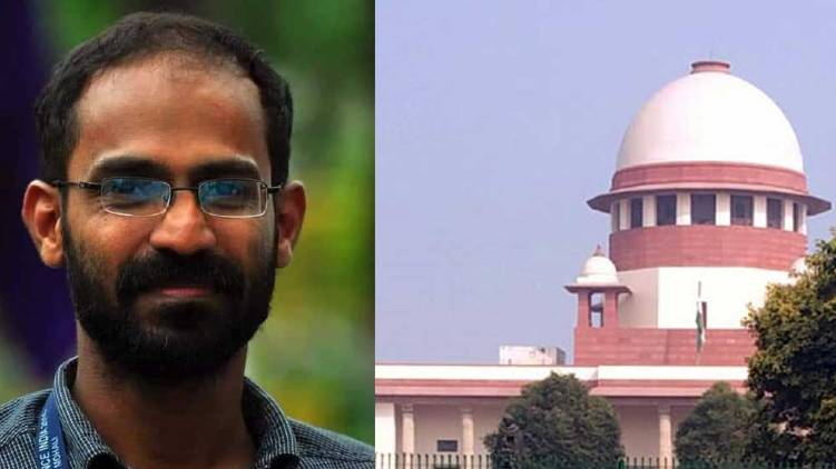 Siddique Kappan's bail; Supreme Court issues notice to UP government