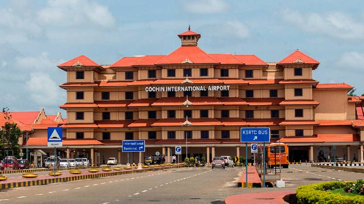 gold seized at Nedumbassery airport
