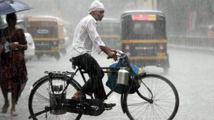 Chance of heavy rain: Yellow alert in various districts